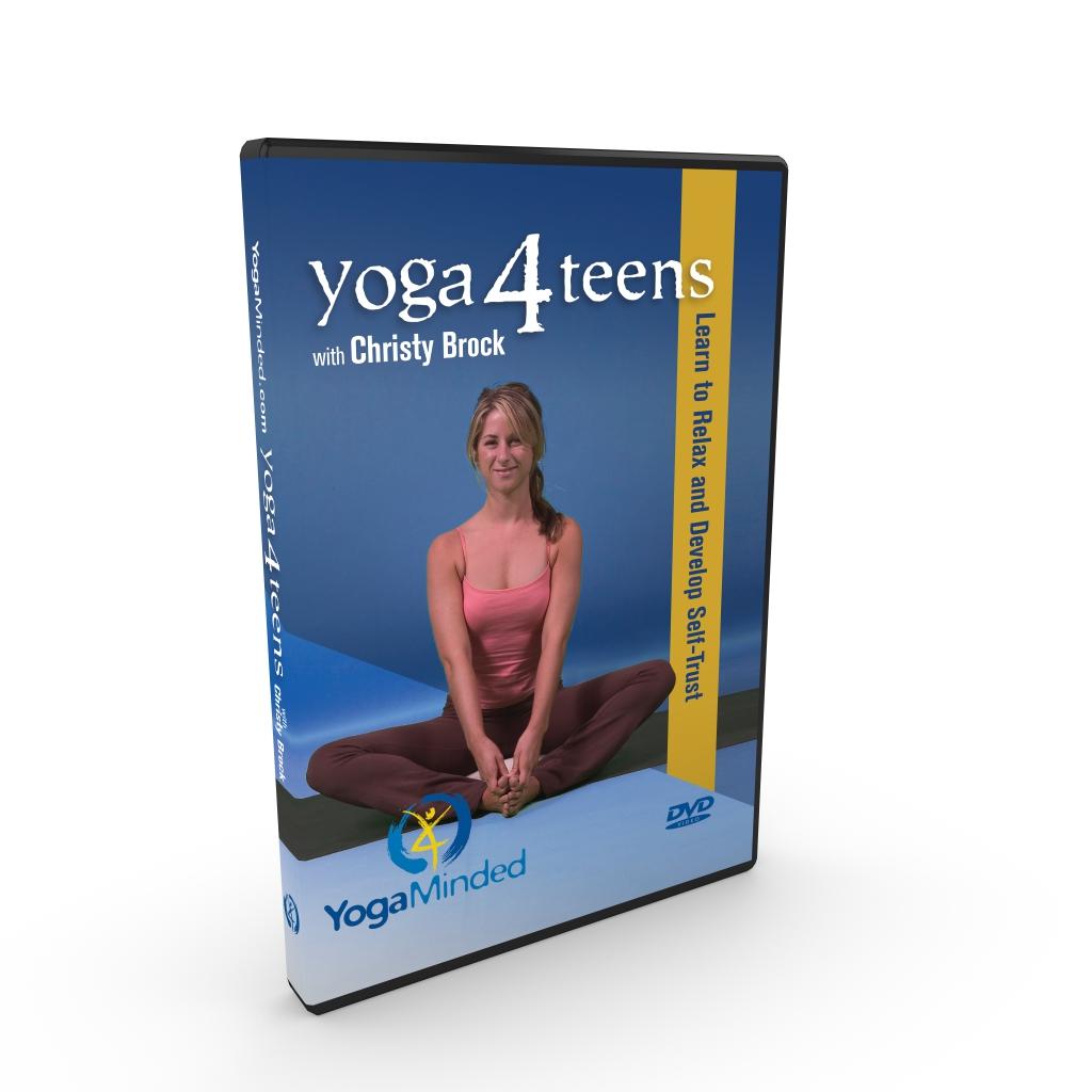 DVD: Yoga 4 Teens