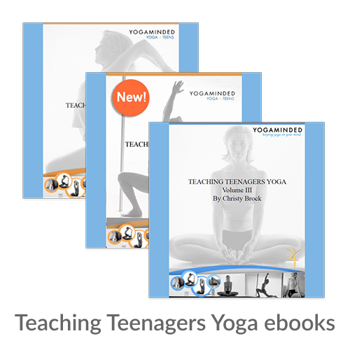 Teaching Teenagers Yoga eBooks