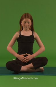 what yoga poses can help teens with exam stress  yogaminded