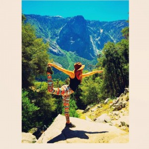 Reflections from Yoga 4 Teens Featured Model, Avalon Cobb